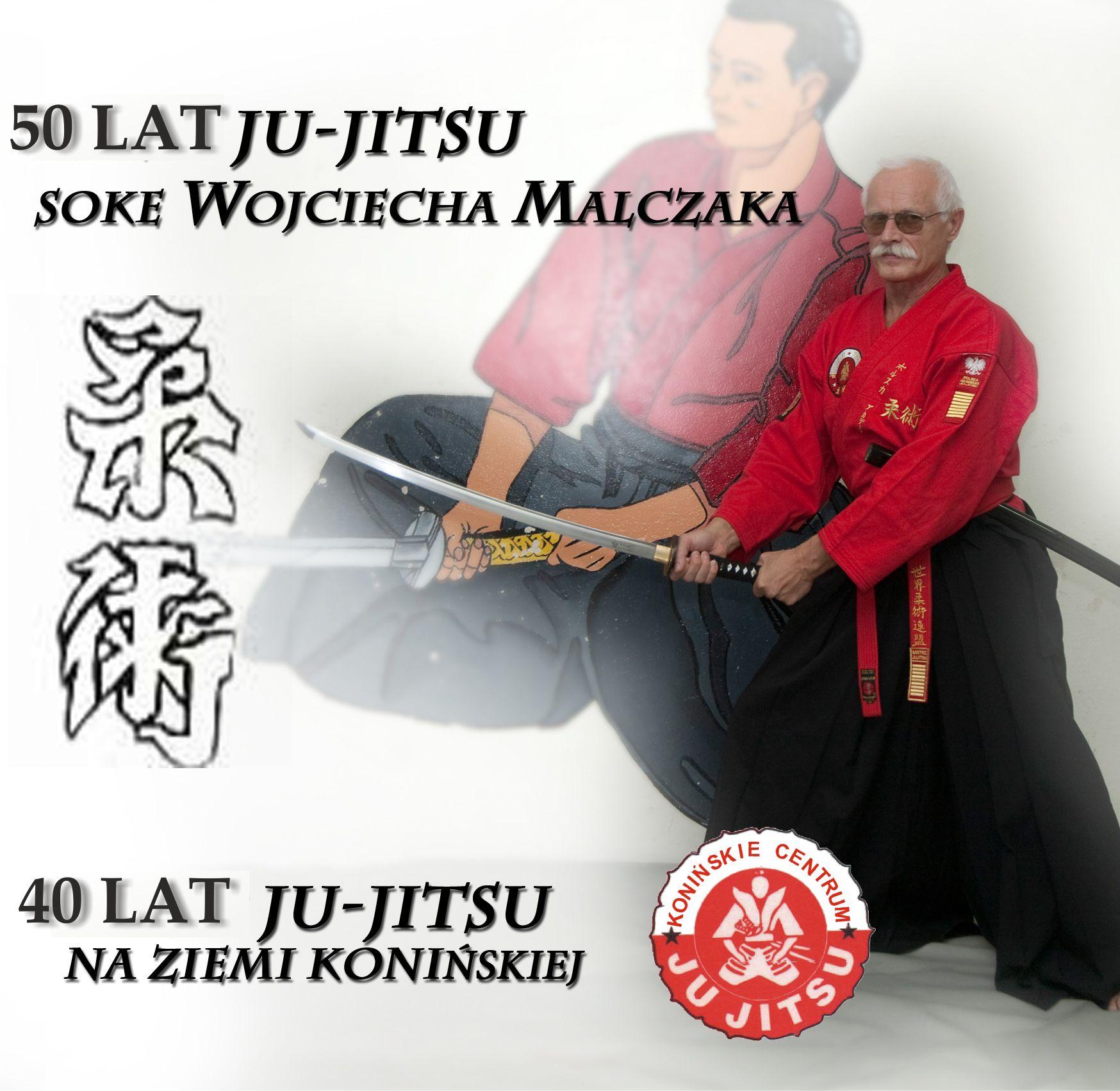 50 lat Ju Jitsu